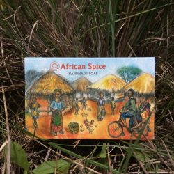 African Spice Soap