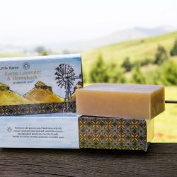 Karoo Lavender & Honeybush Soap