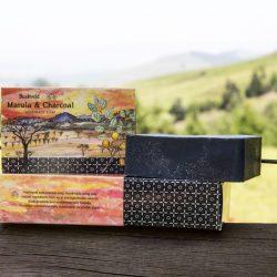 Marula and Charcoal Soap