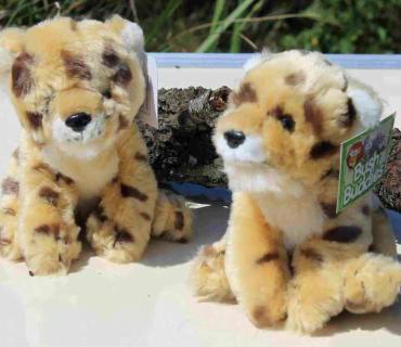 Cheetah Small - Plush Toy