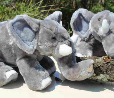 Elephant Large - Plush Toy