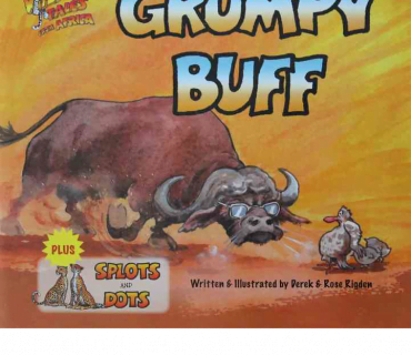 The tale of Grumpy Buff and of Splots and Dots. True African tales with their humorous and detailed illustrations make fun reading for all ages.
