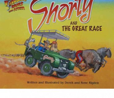 Shorty And The Great Race - Childrens Book