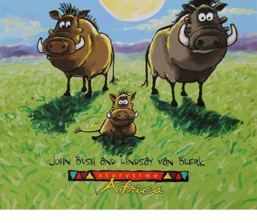 The Warthogs Tail - Childrens Books