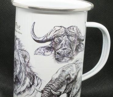 Mug Enamel