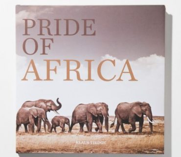 Coffee Table Book - Pride Of Africa 3rd Edition