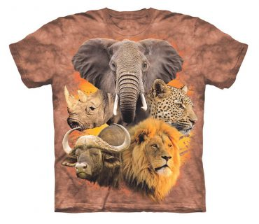 Big5 - Adult Dyed T-Shirt