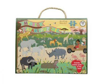 Children's Safari Puzzle