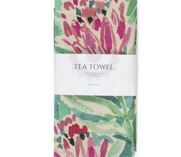 Tea Towel - Protea