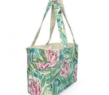 Bag Reversible Tote Cream