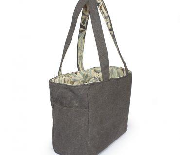 Bag Reversible Tote Grey