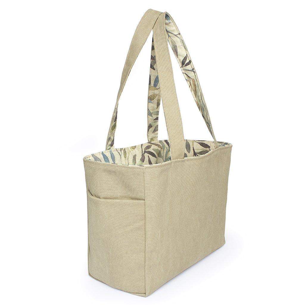 African Meraki - African Gifts - Tote Bag Khaki
