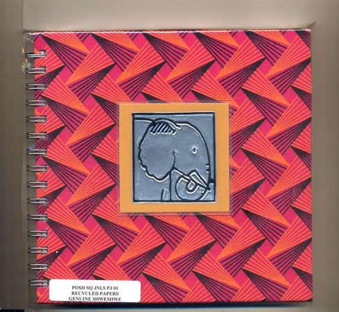 Journal Schweshwe Elephant