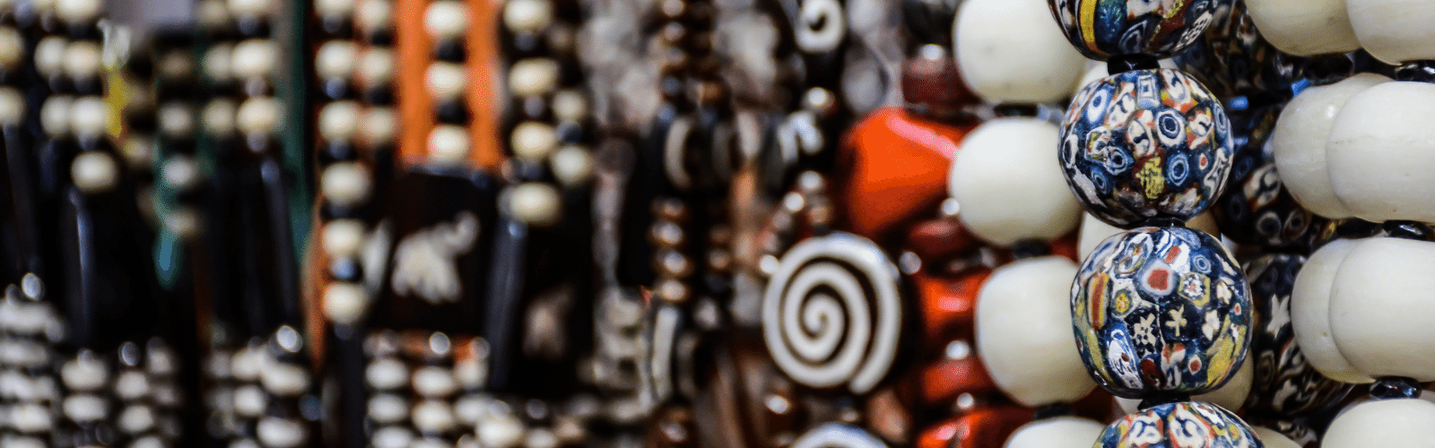 African Meraki - African Gifts - Beads, Necklaces & Bracelets